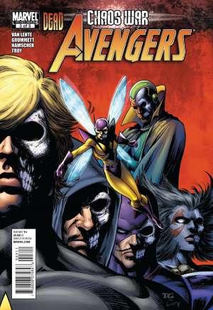 Chaos War: Dead Avengers#3