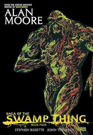 Saga of the Swamp Thing (1982-1984)#HC Vol 4