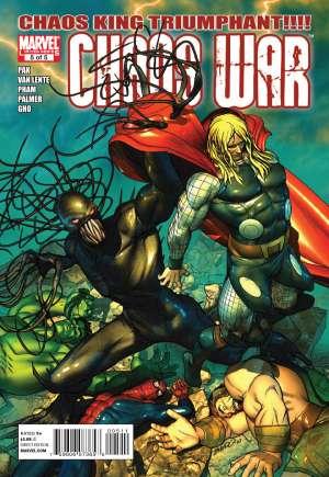 Chaos War#5