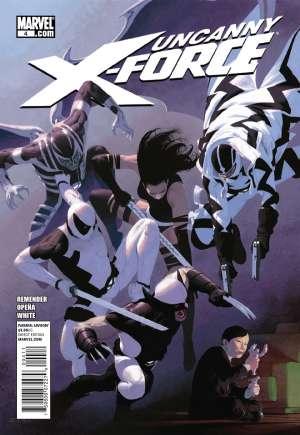 Uncanny X-Force (2010-2012)#4A
