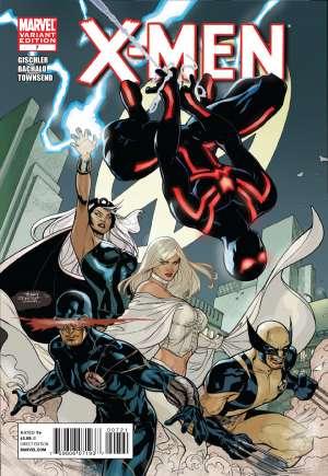 X-Men (2010-2013)#7D