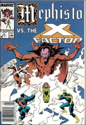 Mephisto Vs... (1987)#2A