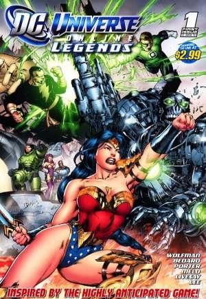 DC Universe Online: Legends#1A