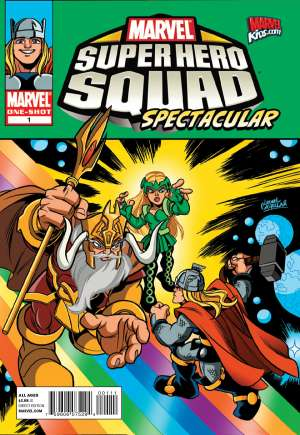 Marvel Super Hero Squad Spectacular#One-Shot