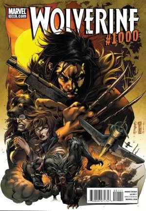 Wolverine (2010-2012)#1000A