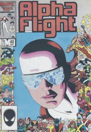 Alpha Flight (1983-1994) #40B