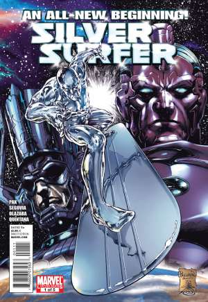 Silver Surfer (2011) #1