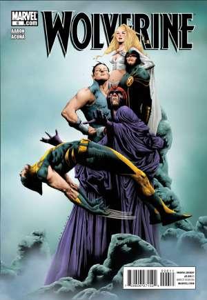 Wolverine (2010-2012)#6