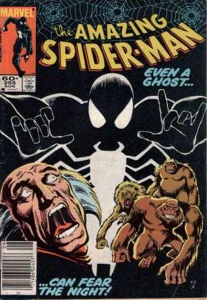 Amazing Spider-Man (1963-1998)#255A