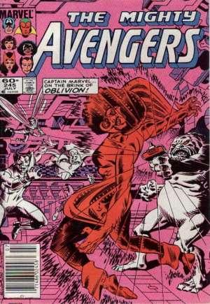 Avengers (1963-1996)#245A