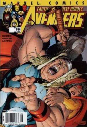 Avengers (1998-2004)#44A