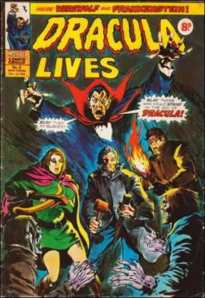 Dracula Lives (UK) (1974-1976)#5