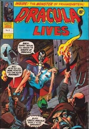 Dracula Lives (UK) (1974-1976)#9