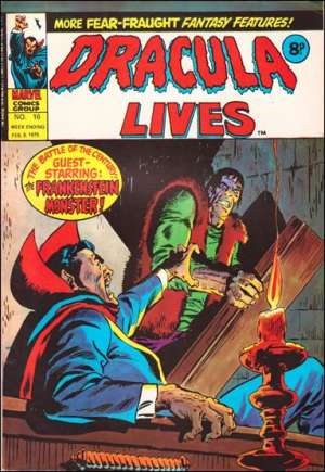 Dracula Lives (UK) (1974-1976)#16