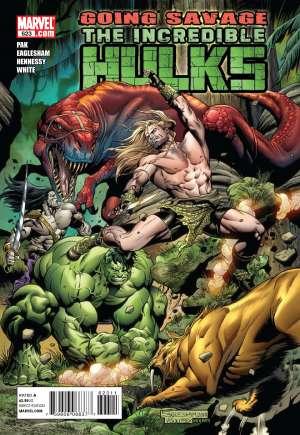 Incredible Hulks (2010-2011)#623