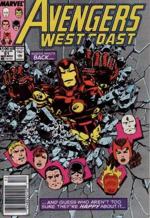 Avengers West Coast (1989-1994)#51A
