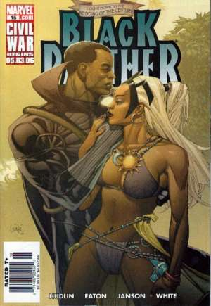 Black Panther (2005-2008)#15A