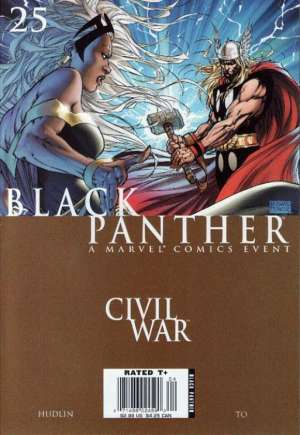 Black Panther (2005-2008)#25A