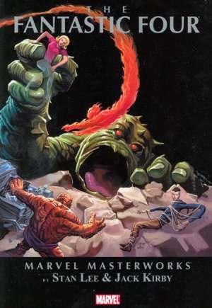 Marvel Masterworks: The Fantastic Four (2003-Present)#TP Vol 1C