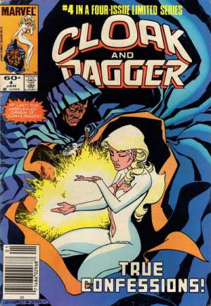 Cloak and Dagger (1983-1984)#4A