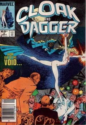 Cloak and Dagger (1985-1987)#2A