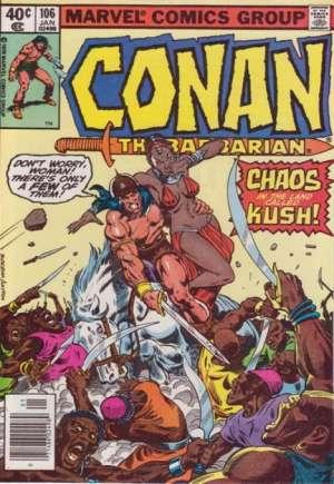 Conan the Barbarian (1970-1993)#106A