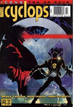 Cyclops (2001-2002)#2A