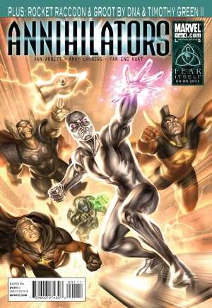 Annihilators (2011)#1A