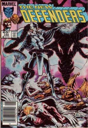 Defenders (1972-1986) #144A