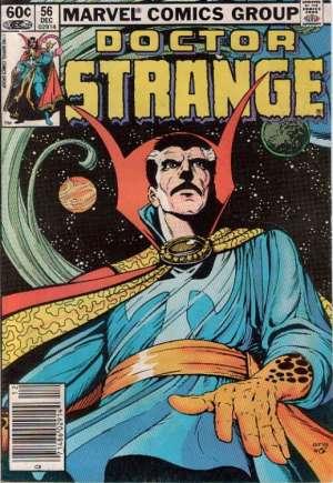 Doctor Strange (1974-1987)#56A