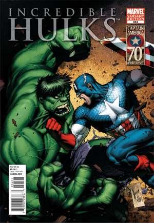 Incredible Hulks (2010-2011)#624B