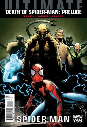 Ultimate Comics: Spider-Man (2009-2011) #155A