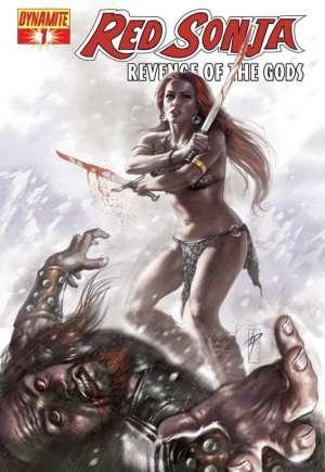 Red Sonja: Revenge of the Gods#1A