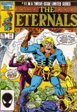 Eternals (1985-1986)#11B