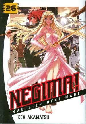 Negima: Magister Negi Magi (2004-Present)#GN Vol 26