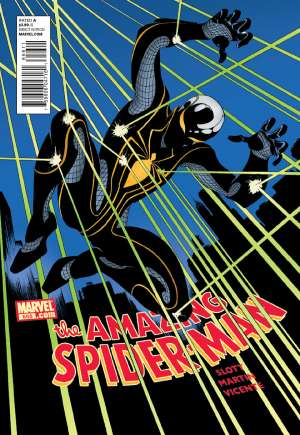 Amazing Spider-Man (1999-2014) #656A