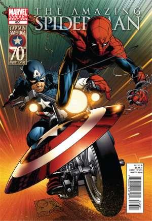 Amazing Spider-Man (1999-2014)#656B