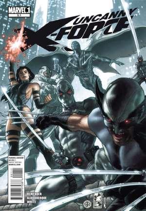 Uncanny X-Force (2010-2012)#5.1