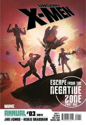 Uncanny X-Men Annual (2006-2011)#Annual 3