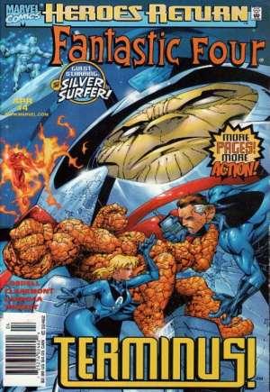 Fantastic Four (1998-2011)#4A