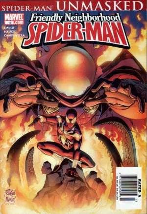 Friendly Neighborhood Spider-Man (2005-2007)#13A