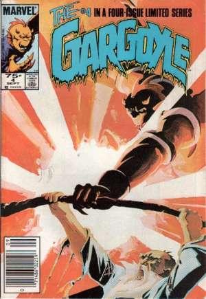 Gargoyle (1985)#4A