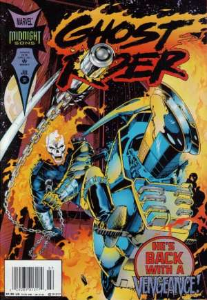 Ghost Rider (1990-1998)#51A