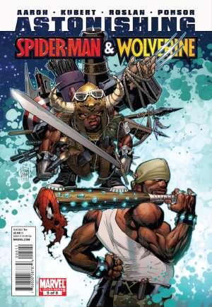 Astonishing Spider-Man & Wolverine (2010-2011)#5