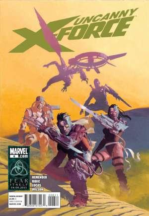 Uncanny X-Force (2010-2012)#6