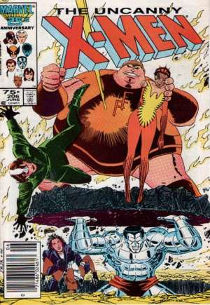Uncanny X-Men (1963-2011)#206A