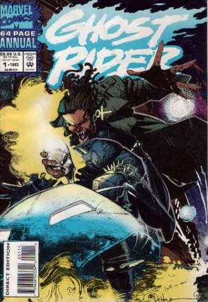 Ghost Rider (1990-1998) #Annual 1A