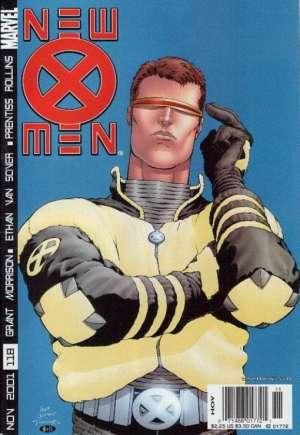 New X-Men (2001-2004)#118A