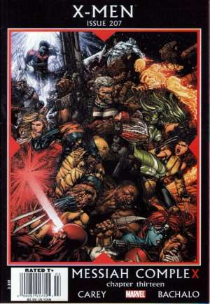 X-Men (1991-2001, 2004-2008)#207A