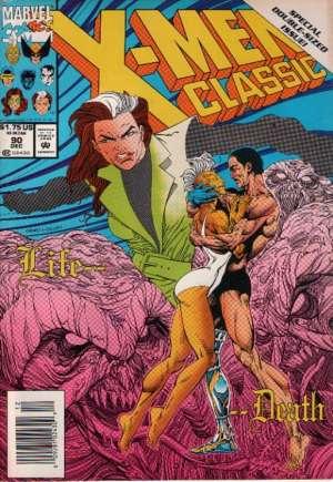 X-Men Classic (1990-1995)#90A